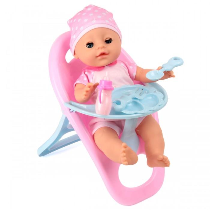 Lisa Jane Кукла-Пупсик со стульчиком для кормления 35 см от Lisa Jane