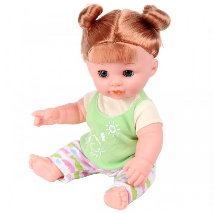 Lisa Jane Кукла-Пупсик с длинными волосами озвучен 35 см 72290