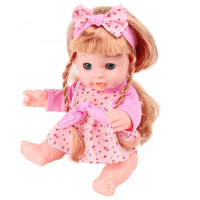 Lisa Jane Кукла-Пупсик с длинными волосами озвучен 35 см 72292