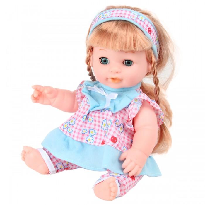Lisa Jane Кукла-Пупсик с длинными волосами озвучен 35 см 72293