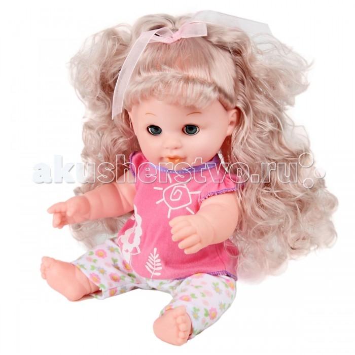 Lisa Jane Кукла-Пупсик с длинными волосами озвучен 35 см 72291