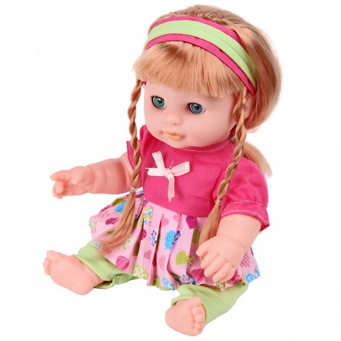 Lisa Jane Кукла-Пупсик с длинными волосами озвучен 35 см 72294