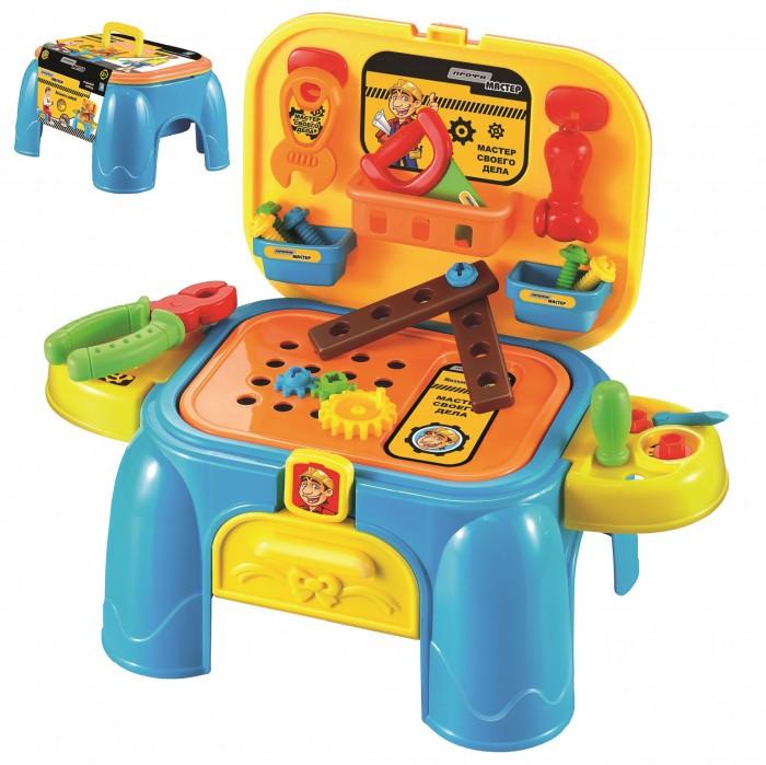 1 Toy Набор инструментов Профи Мастер (32 предмета)
