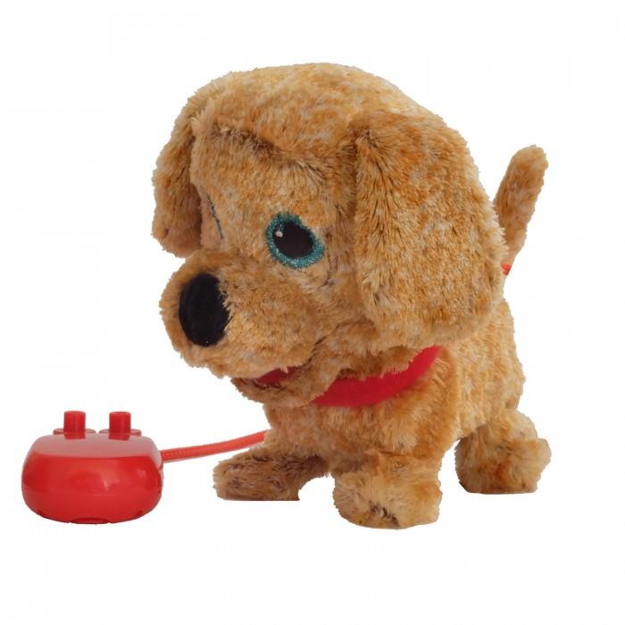 электронные игрушки Электронные игрушки Shokid Щенок интерактивный Noisette 15 см