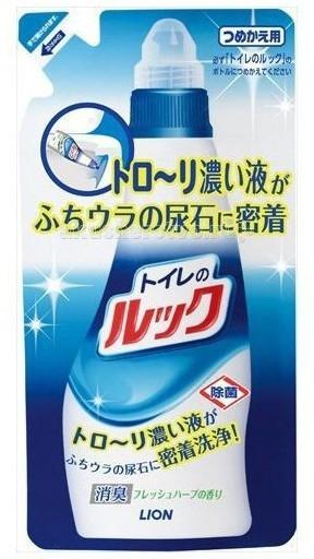 Бытовая химия Lion Чистящее средство для туалета Look 350 мл чистящее средство для плит и печей lion look 400 мл