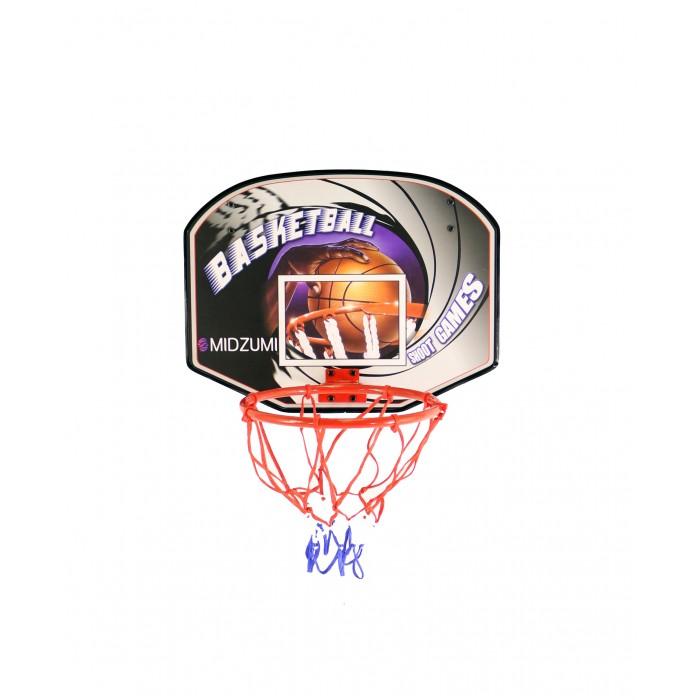 Midzumi Щит баскетбольный с мячом и насосом BS01540 фото