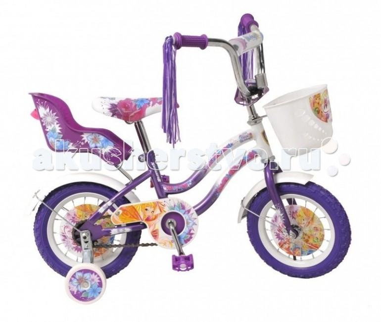 Детский транспорт , Двухколесные велосипеды Navigator Winx 14 T2 арт: 64685 -  Двухколесные велосипеды