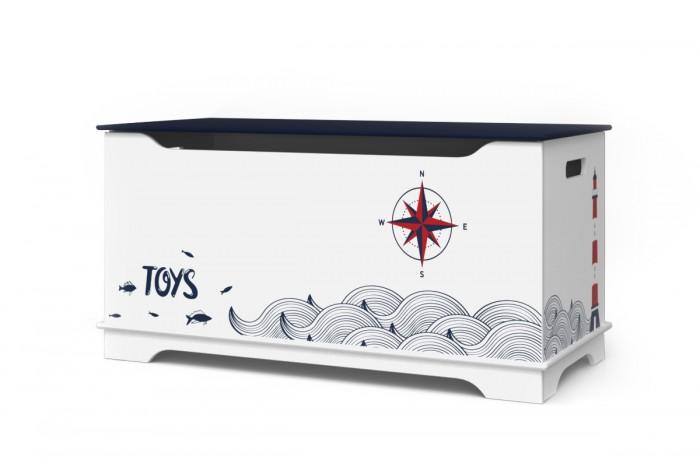 Continent Decor Moscow Маленький ящик для игрушек Море