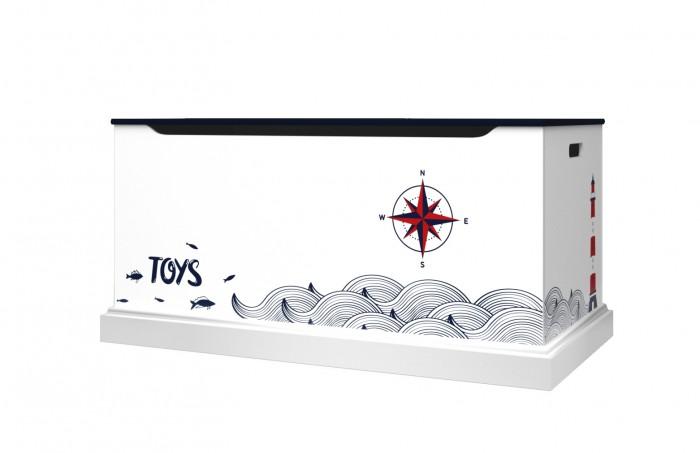 Continent Decor Moscow Большой ящик для игрушек Море