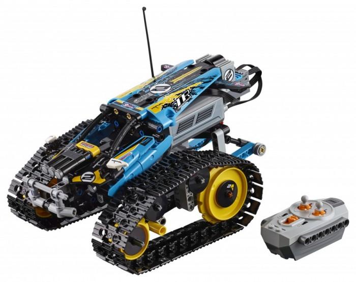 Конструктор Lego Technic 42095 Игрушка Лего Техник Скоростной вездеход с ДУ