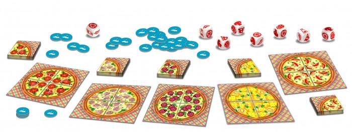 Настольные игры ЯиГрушка Настольная игра Пиццадор