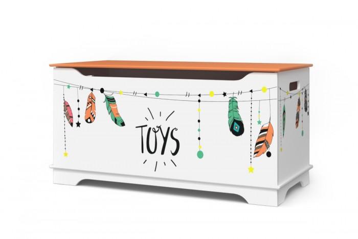 Continent Decor Moscow Маленький ящик для игрушек