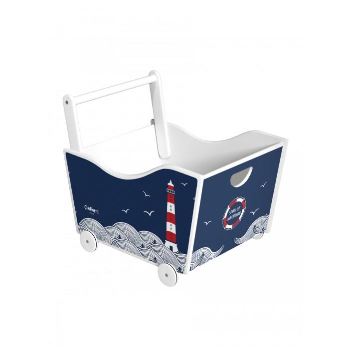 Continent Decor Moscow Накопитель для игрушек Коляска Море