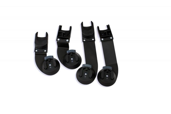 Купить Адаптеры для автокресел, Адаптер для автокресла Bumbleride Indie Twin car seat Adapter set