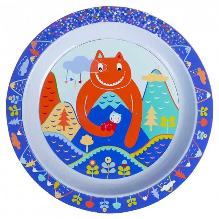Посуда Ebulobo Тарелочка Гигант посуда ebulobo тарелочка зоопарк