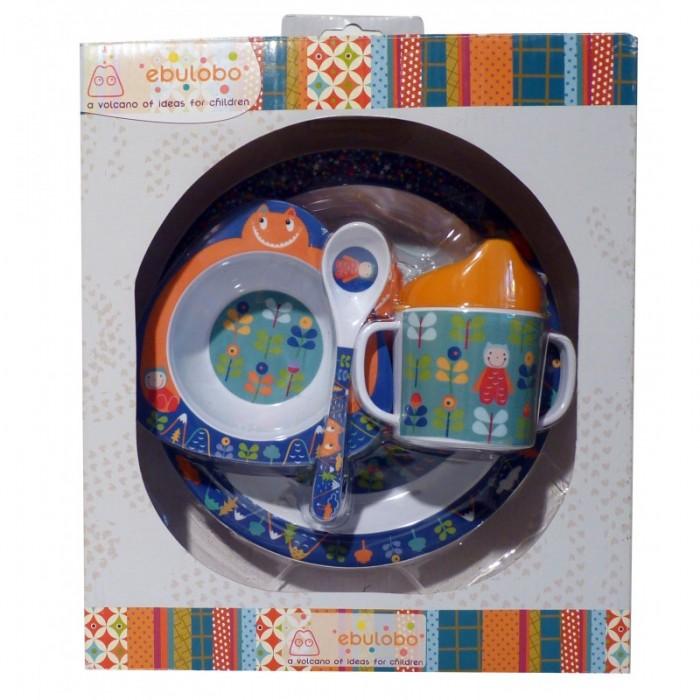 Посуда Ebulobo Набор посуды Гигант 4 предмета