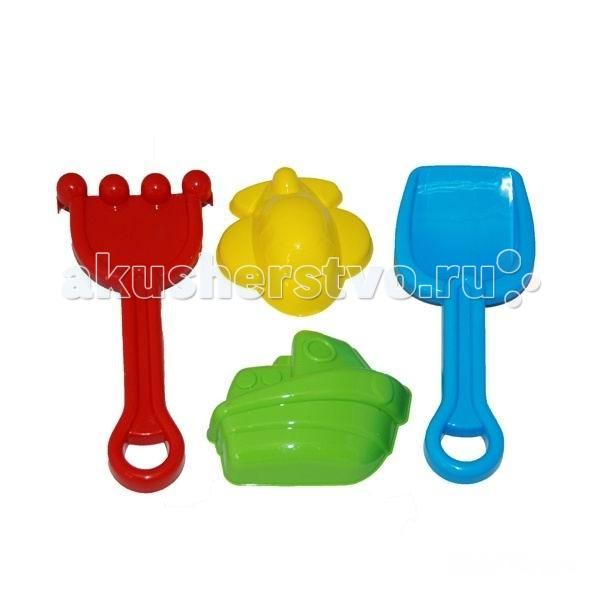 Игрушки для зимы Russia Песочный набор № 14 russia песочный набор 5