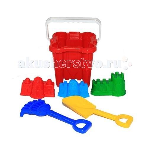 Игрушки для зимы Russia Песочный набор № 3 russia песочный набор 5