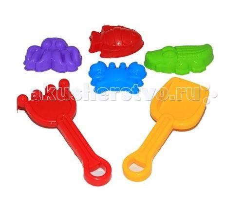Игрушки для зимы Russia Песочный набор № 11 russia песочный набор 5