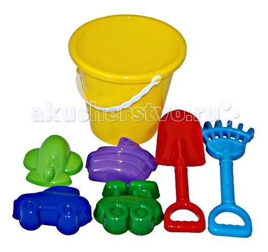 Игрушки для зимы Russia Песочный набор № 15 russia песочный набор 5