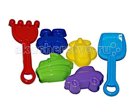 Игрушки для зимы Russia Песочный набор № 16 russia песочный набор 5
