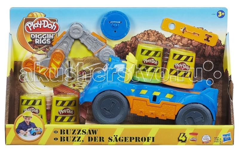 Play-Doh Hasbro Набор Весёлая Пила