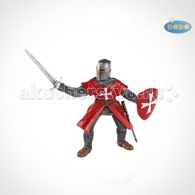 Игровые фигурки Papo Игровая реалистичная фигурка Мальтийский рыцарь