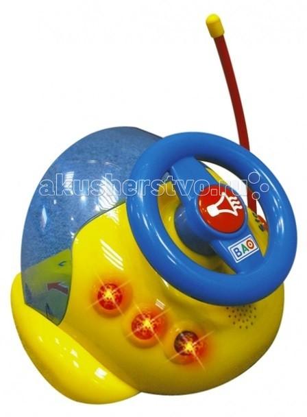 Купить Машины, Smoby Руль-гараж с машинкой