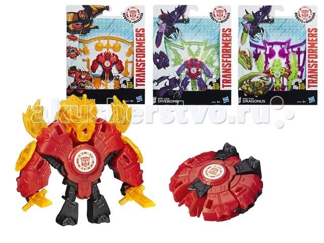Игровые фигурки Transformers Hasbro Трансформеры Роботс-ин-Дисгайз Миниконс hasbro transformers transformers b0756 трансформеры мини титаны