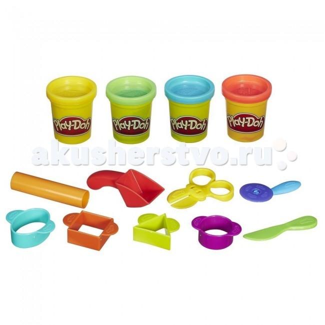 Купить Пластилин, Play-Doh Hasbro Набор Базовый