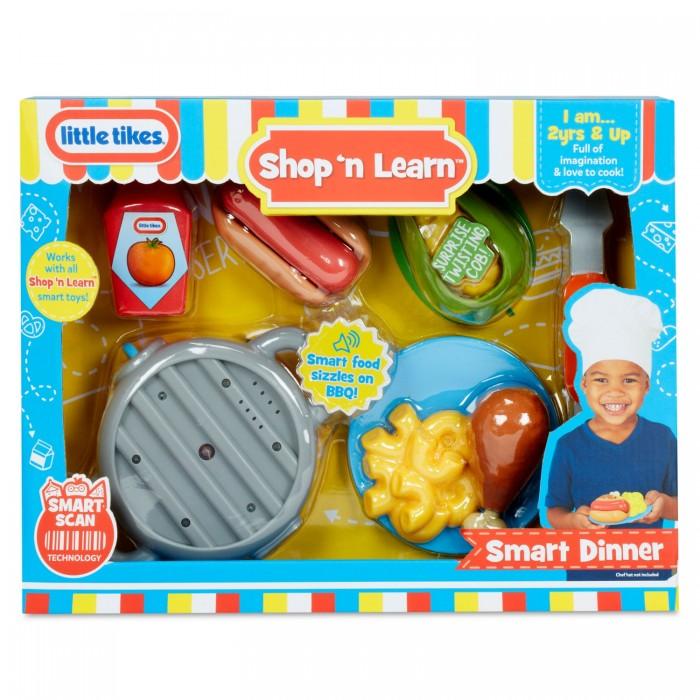 Ролевые игры, Little Tikes Игровой набор Ужин со звуковыми и световыми эффектами  - купить со скидкой