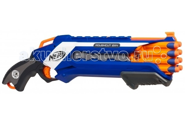 Игрушечное оружие Nerf Hasbro Бластер Элит Рафкат бластер nerf элит диструптор b9837