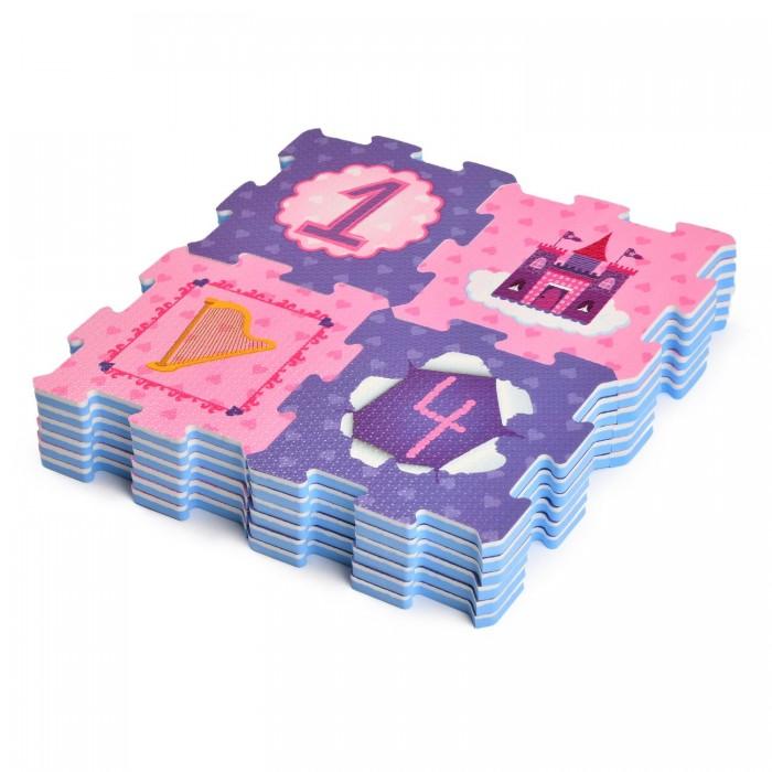 Купить Игровые коврики, Игровой коврик ЯиГрушка пазл Сказочная принцесса (24 детали)