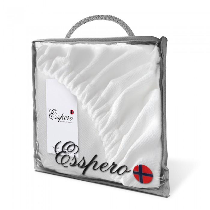 Esspero Непромокаемый наматрасник Liten Lux 43х90 см