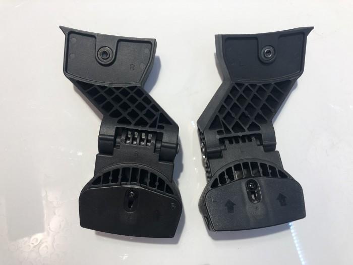 Фото - Адаптеры для автокресел X-Lander для установки автолюльки Britax-Roemer на коляску X-Fly коляска детская x lander x move astral black
