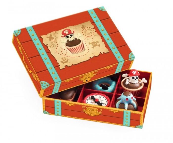 Djeco Игровой набор Пирожные пиратов