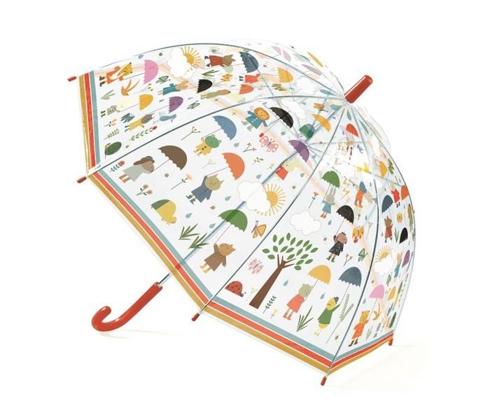 Зонт Djeco Под дождём фото