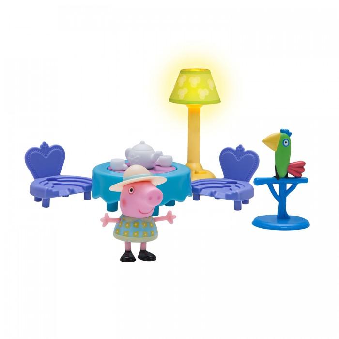 Купить Игровые наборы, Свинка Пеппа (Peppa Pig) Игровой набор Пеппа и чайная церемония