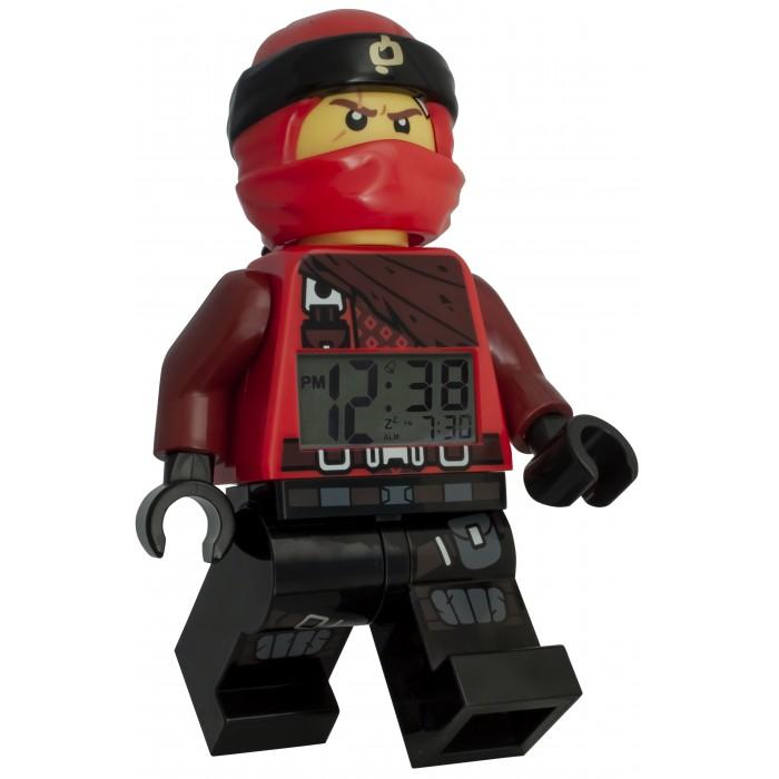 Конструктор Lego Будильник Ninjago Movie Минифигура Kai