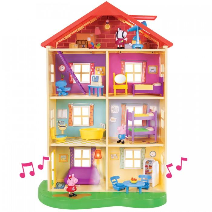 Купить Игровые наборы, Свинка Пеппа (Peppa Pig) Игровой набор Большой дом Пеппы