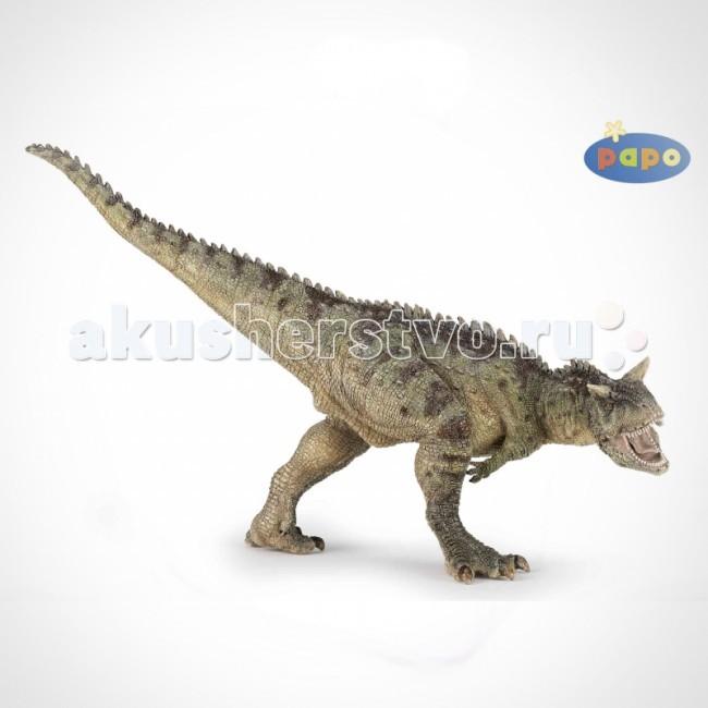 Игровые фигурки Papo Игровая реалистичная фигурка Карнозавр игровые фигурки papo игровая реалистичная фигурка цератозавр