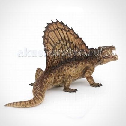 Игровые фигурки Papo Игровая реалистичная фигурка Диметродон игровые фигурки papo игровая реалистичная фигурка цератозавр