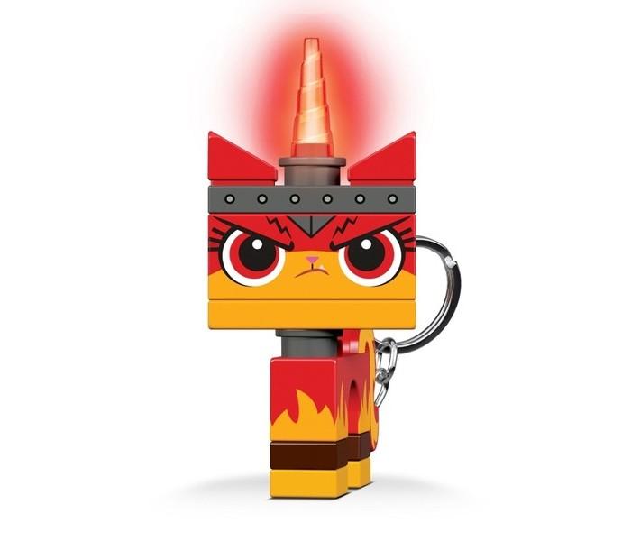 Конструктор Lego Брелок-фонарик Movie 2 Angry Kitty