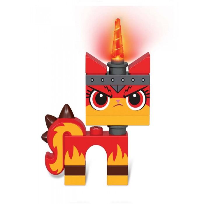 Ночники Lego Игрушка-минифигура-фонарь Movie 2 Angry Kitty ночники lego игрушка минифигура фонарь star wars штормтрупер
