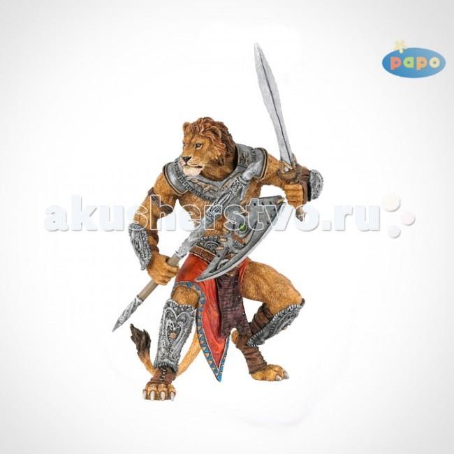 Купить Игровые фигурки, Papo Игровая фигурка Человек-лев