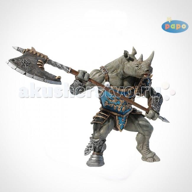 Игровые фигурки Papo Игровая фигурка Человек-носорог