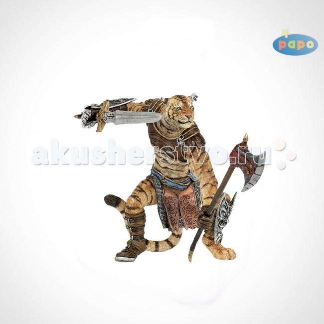 Игровые фигурки Papo Игровая фигурка Человек-тигр