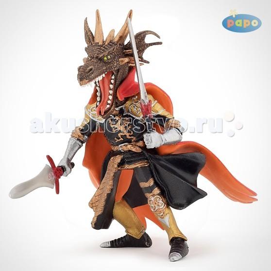 Игровые фигурки Papo Игровая фигурка Человек огненного дракона