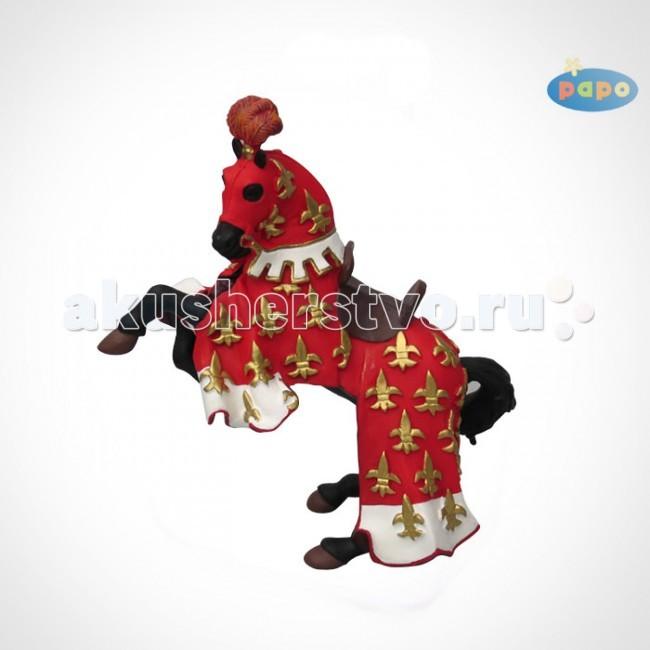 Игровые фигурки Papo Игровая реалистичная фигурка Конь принца Филипа