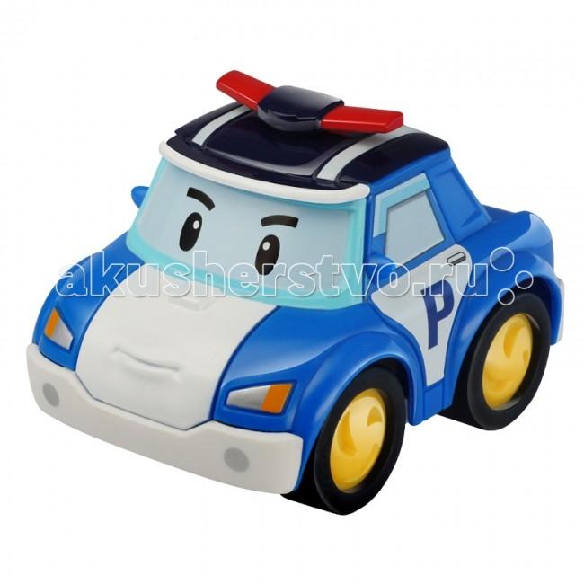 Машины Робокар Поли (Robocar Poli) Инерционная машинка Поли 8 см robocar игрушка металл машина марк поли 6 см robocar